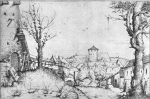 A Castle Yard