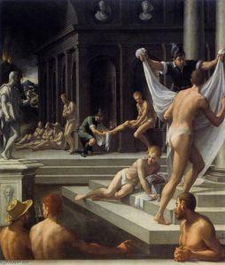 Baths at Pozzuoli