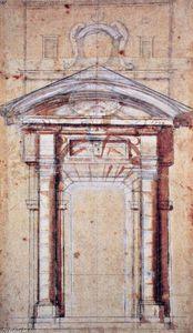 Study for Porta Pia
