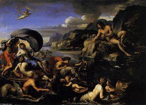 Acis, Galatea, and Polyphemus
