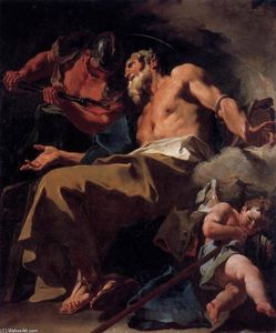 The Torture of St Thomas