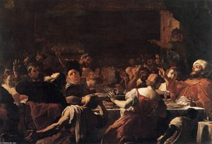 Absalom's Feast