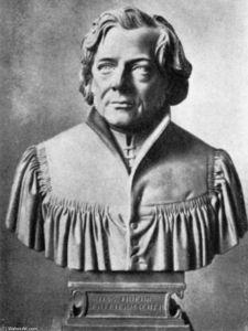 Bust of Schleiermacher