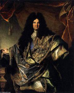 Portrait of Phillippe de Courcillon