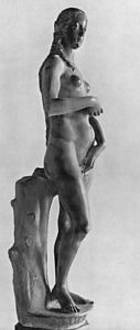 Eve (side view)