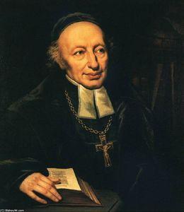Portrait of Historian Ignacius Aurelius Fessler
