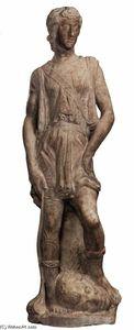 The David of the Casa Martelli