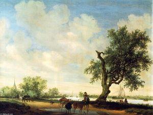 Landscape (detail)