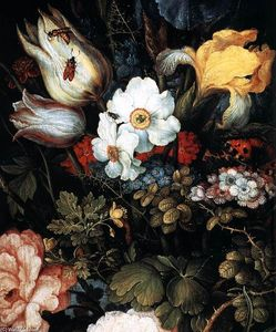 Bouquet of Flowers (detail)