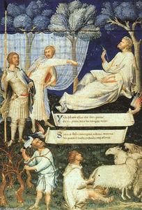 , Frontespizio Virgilio del Petrarca