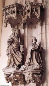 Memorial to Philip the Bold (detail)