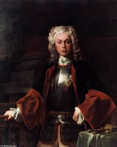 Portrait of Prince Joseph Wenzel von Liechtenstein