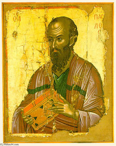 Wikioo.org - The Encyclopedia of Fine Arts - Artist, Painter  Theophanes The Cretan (Theophanes Strelitzas)