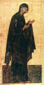 Icon from the Deësis Tier (10)