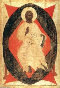 Icon from the Deësis Tier (11)