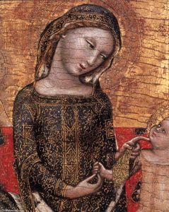 Madonna dell'Umiltà ( particolare )
