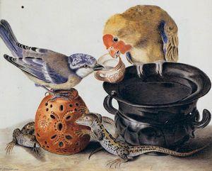 Wikioo.org - The Encyclopedia of Fine Arts - Artist, Painter  Luisa Vitelli