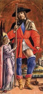 St Roch and the Angel