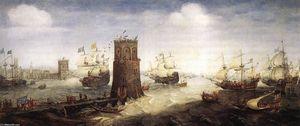 Cornelis Claesz Van Wieringen