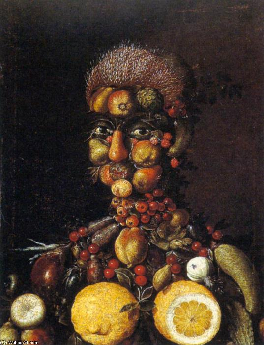 Wikioo.org - The Encyclopedia of Fine Arts - Painting, Artwork by Francesco Zucchi - Composite Head