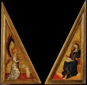 Wikioo.org - The Encyclopedia of Fine Arts - Artist, Painter  Matteo Giovanetti