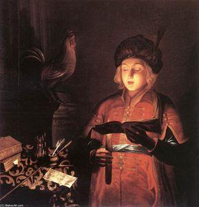 Wikioo.org - The Encyclopedia of Fine Arts - Artist, Painter  Michel Gobin
