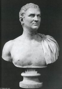 Bust of Philipp Stosch