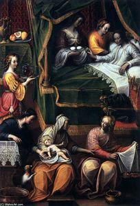 Wikioo.org - The Encyclopedia of Fine Arts - Artist, Painter  Orsola Maddalena Caccia