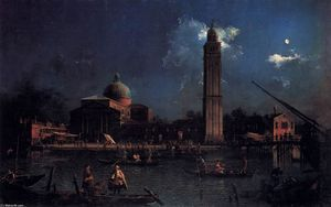 Wikioo.org - The Encyclopedia of Fine Arts - Artist, Painter  Giovanni Antonio Canal (Canaletto)