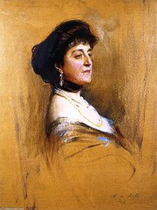 The Marchioness of Londonderry, née Lady Theresa Chetwynd-Talbot