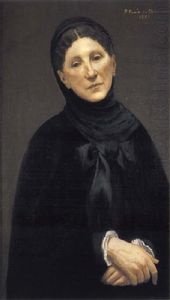Marie Cantacuzène, femme de Puvis de Chavanne