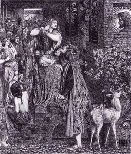 Mary Magdalene at the Door of Simon the Pharisee