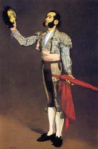 A Matador (also known as Matador Saluting)