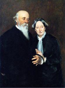 Mr. and Mrs. John W. Field