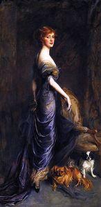 Mrs George Sandys, née Dulcie Redford