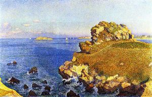 Near the Rocks of Per Kiridec, Roscoff