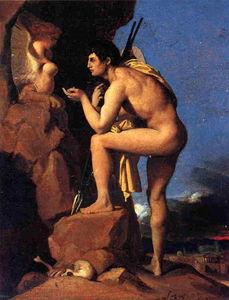 oedipus` y el esfinge