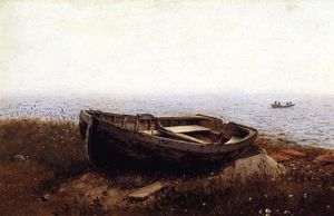 The Old Boat (also known as The Abandoned Skiff)