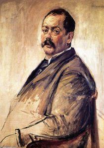 The Painter Lovis Corinth