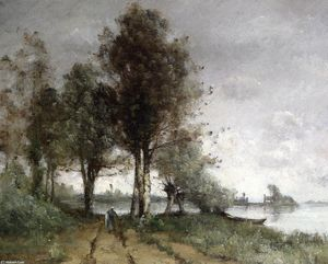 Path on the Banks of the Seine