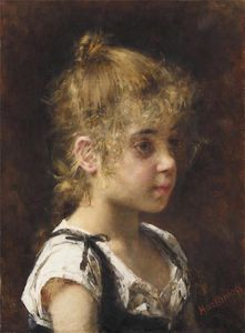 Portait of a Young Girl