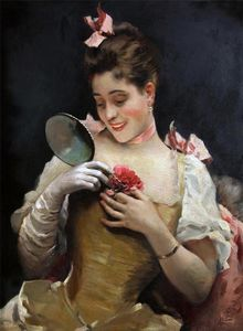 Portrait Of Aline Masson
