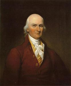 Portrait of Colonel Joseph Bull