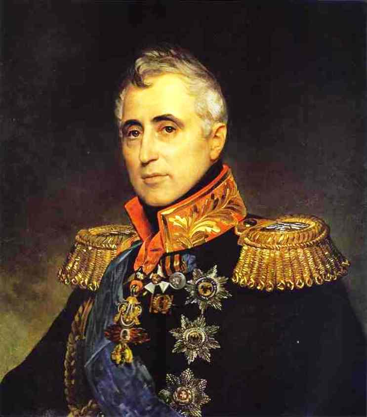 Wikioo.org - The Encyclopedia of Fine Arts - Painting, Artwork by Karl Pavlovich Brulloff - Portrait of Count C. A. Pozzo di Borgo