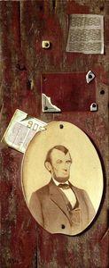Portrait of Lincoln