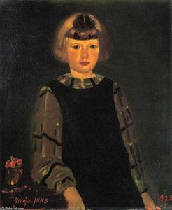Retrato de la señorita Ruth Breslin