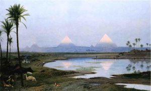 The Pyramids, Sunrise