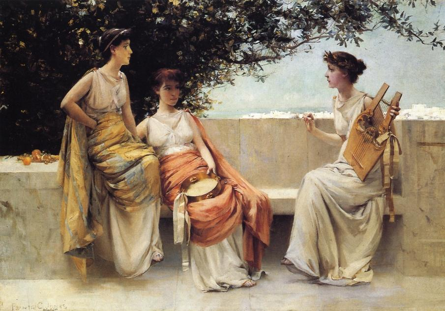 an analysis of the writing style of sappho an ancient greek writer Gender and sexuality in ancient greek society scholarship to enhance our analysis of these texts and the ancient writer's/artist's.
