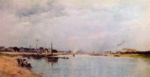 The Seine at Ivry