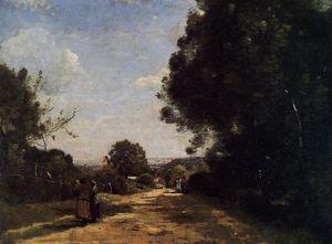 Sevres-Brimborion - View toward Paris